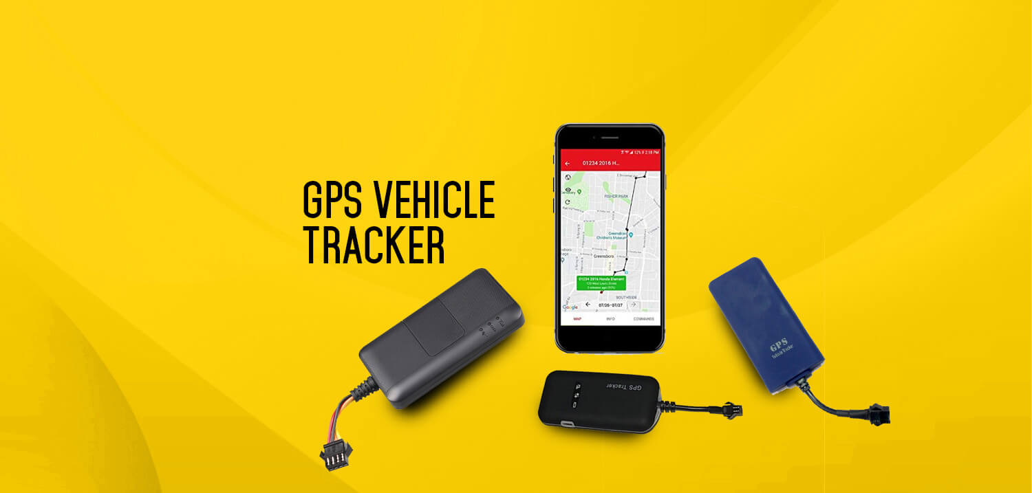 gps vehivle tracker